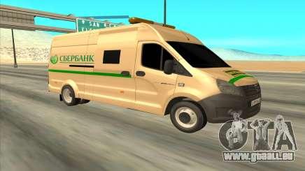 GAZ NEXT pour GTA San Andreas