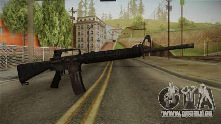 M16A2 Assault Rifle pour GTA San Andreas