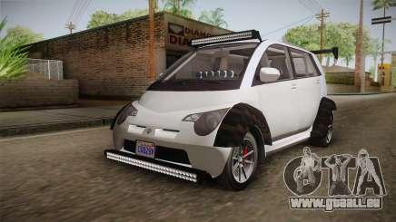 GTA 5 Benefactor Panto pour GTA San Andreas