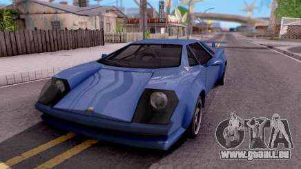 Infernus From Vice City für GTA San Andreas
