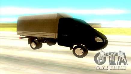 GAZ 3302 pour GTA San Andreas
