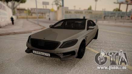 Mercedes-Benz Brabus 900 pour GTA San Andreas