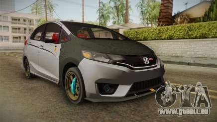 Honda Jazz GK FIT RS v1 für GTA San Andreas
