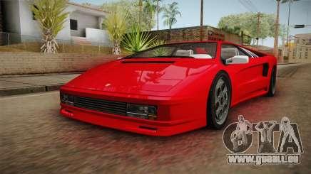 GTA 5 Pegassi Infernus Classic v3 pour GTA San Andreas