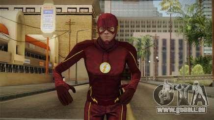 The Flash TV - The Flash v1 für GTA San Andreas