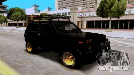 Niva Urban pour GTA San Andreas