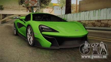 McLaren Vorsteiner 570-VX pour GTA San Andreas