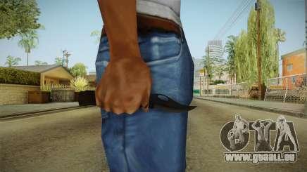 Resident Evil 7 - Pocketknife für GTA San Andreas