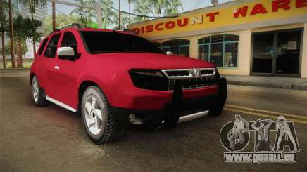 Renault Duster pour GTA San Andreas