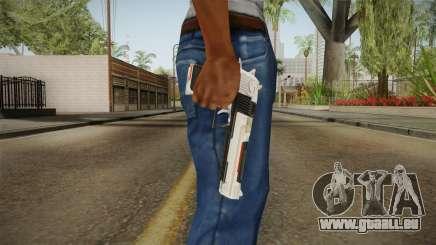 CS:GO - Desert Eagle Mecha für GTA San Andreas