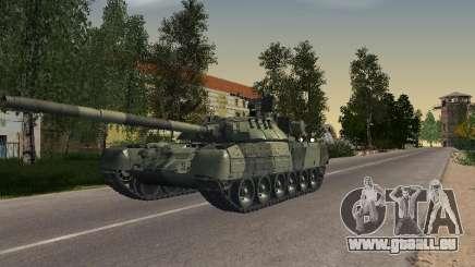 Tank T-80UD für GTA San Andreas