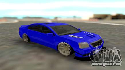 Mitsubishi Galant Sport pour GTA San Andreas