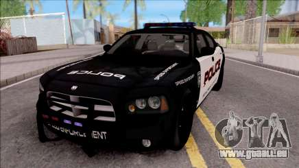 Dodge Charger High Speed Police pour GTA San Andreas