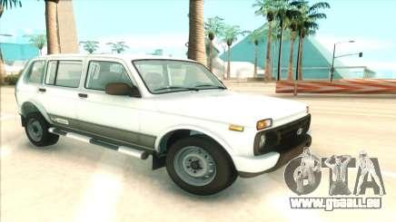 Lada Niva Urban für GTA San Andreas