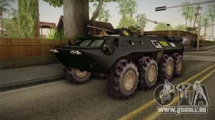 Hungary Police TEK APC für GTA San Andreas