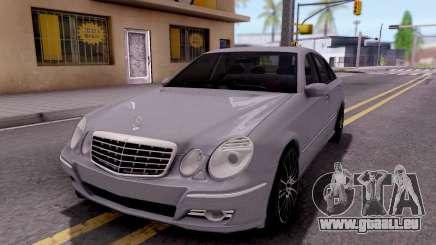 Mercedes-Benz E280 W221 für GTA San Andreas