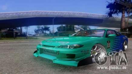 Nissan Silvia S15 Drift Style pour GTA San Andreas