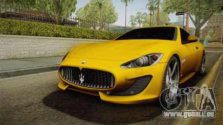 Maserati GranTurismo Sport v2 pour GTA San Andreas