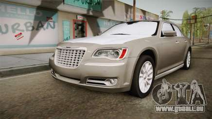 Chrysler 300C Hajwalah 2015 pour GTA San Andreas