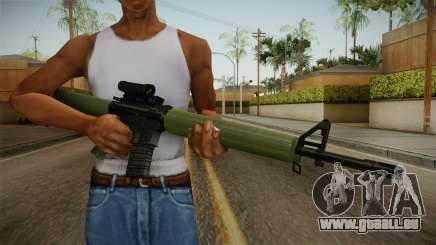 C7A1 Assault Rifle pour GTA San Andreas