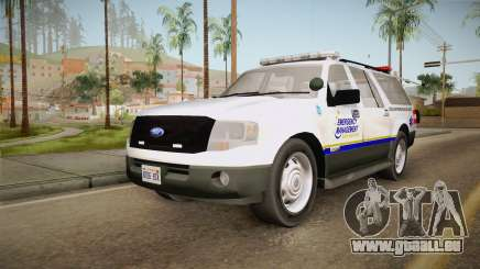 Ford Expedition 2013 FCEM für GTA San Andreas