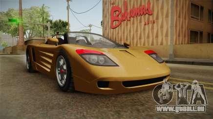GTA 5 Progen GP1 Roadster IVF für GTA San Andreas