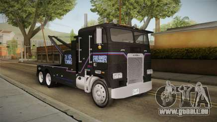 Freightliner FLA 9664 v1.0 pour GTA San Andreas