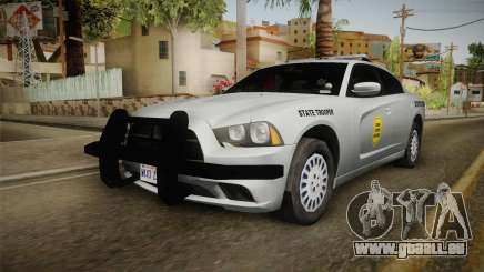 Dodge Charger 2014 Iowa State Patrol pour GTA San Andreas