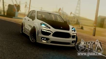 Porsche Cayenne Hamann Guardian Evo für GTA San Andreas