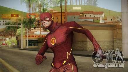 The Flash TV - The Flash v2 für GTA San Andreas