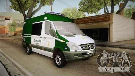 Mercedes-Benz Sprinter GC Trafico Spanish für GTA San Andreas