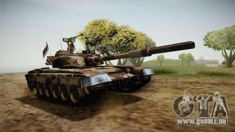 M84 Tank pour GTA San Andreas