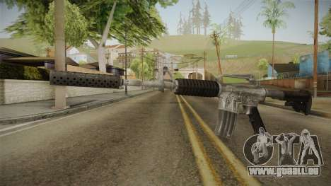 CS:GO - M4A1-S Basilisk pour GTA San Andreas