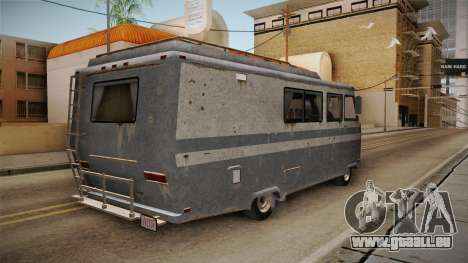 GTA 5 Zirconium Journey Worn IVF für GTA San Andreas rechten Ansicht