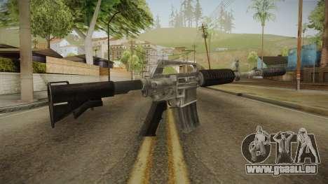 CS:GO - M4A1-S Basilisk pour GTA San Andreas deuxième écran