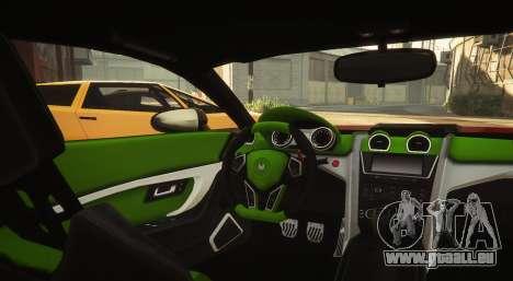 GTA 5 New Bennys Original Motor Works in SP 1.5.4 deuxième capture d'écran