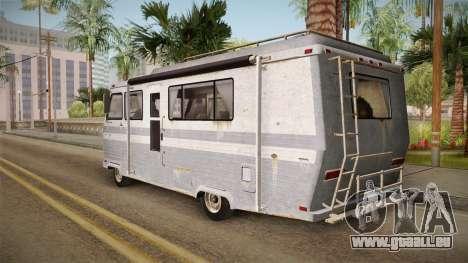 GTA 5 Zirconium Journey Worn IVF für GTA San Andreas linke Ansicht