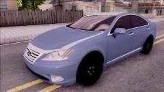 Lexus ES 350 2010 für GTA San Andreas