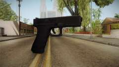 Glock 18 3 Dot Sight Red für GTA San Andreas
