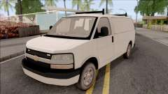 Chevrolet Express Undercover Surveillance Van