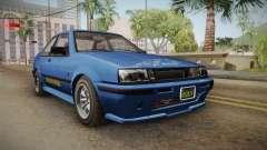 GTA 5 Karin Futo 4-doors IVF