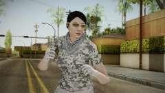 Gunrunning DLC Female Skin