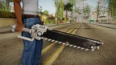 W40K: Deathwatch Chain Sword v1 pour GTA San Andreas