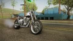 EFLC TLaD Western Daemon für GTA San Andreas