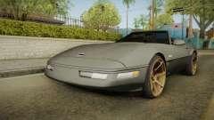 Chevrolet Corvette C4 Cabrio Drift 1996