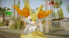 Braixen - Pokken Tournament (Pokemon)