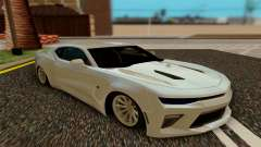 Chevrolet Camaro SS 2016 Stance