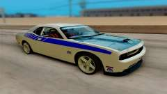 Dodge Challenger Drag Pak Supercharged für GTA San Andreas