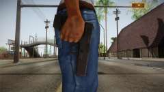 Glock 18 3 Dot Sight Yellow für GTA San Andreas