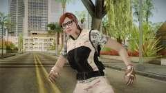 Gunrunning Female Skin v3 für GTA San Andreas